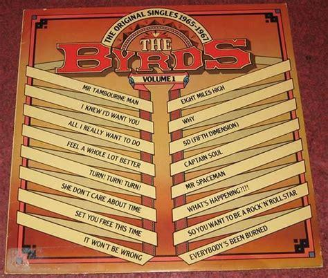 ~ THE BYRDS - Original Singles Vol. 1 (1965-1967)